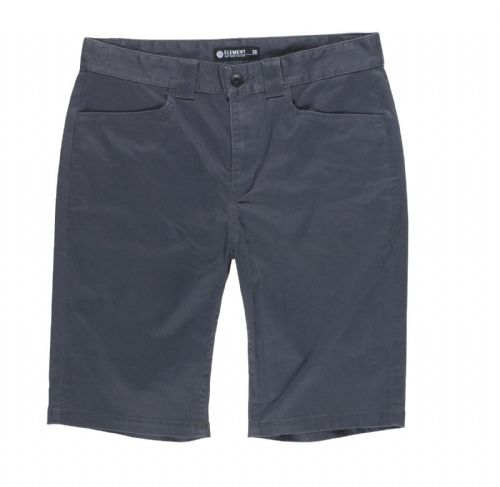 "ELEMENT MENS SHORTS.NEW SAWYER 21"" STRETCH GREY FLEX WALK CHINO PANTS 8S A5 812"
